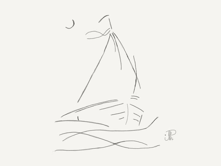 El marinerito sigue navegando. Ya llegará un día a su puerto...