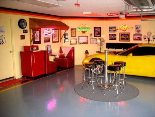 Garage Man Cave Ideas Garage Ideas Workshop