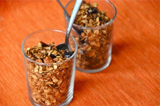 Coconut Almond Granola | Foodie, Food, Food! | Pinterest