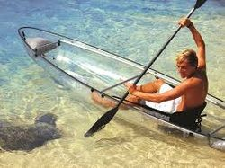 The water glows in St Croix....it glows!  Tour the bay in a see through kayak in the USVI! http://www.thingstodoinstcroix.com/bio-bay-tour.html
