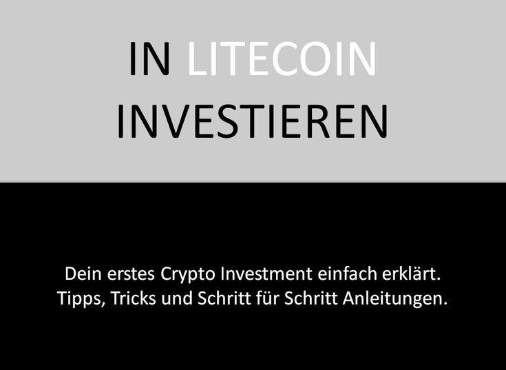 Litecoin Kaufen Oder In Litecoin Investieren. Hier Gibt Es Anleitung Zum  Litecoin Handeln Und Weitere