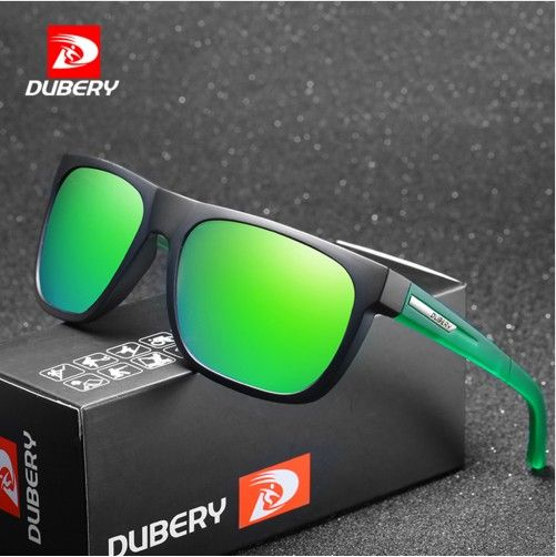 bd7aa9908d029 DUBERY Brand Design Polarized Sunglasses Men Driver Shades Male Vintage Sun  Glasses For Men Spuare Mirror Summer UV400 Oculos Review