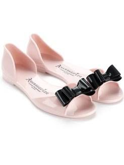 #Bow Peep Jelly Shoes