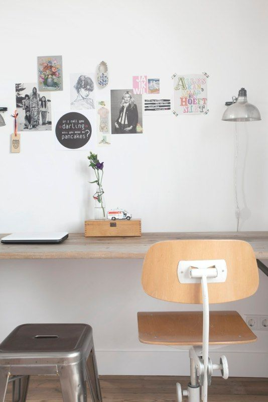 Home office of studiowolk.nl | photo by Celine Nuberg
