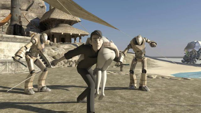 Juan Gomez - Animation Reel