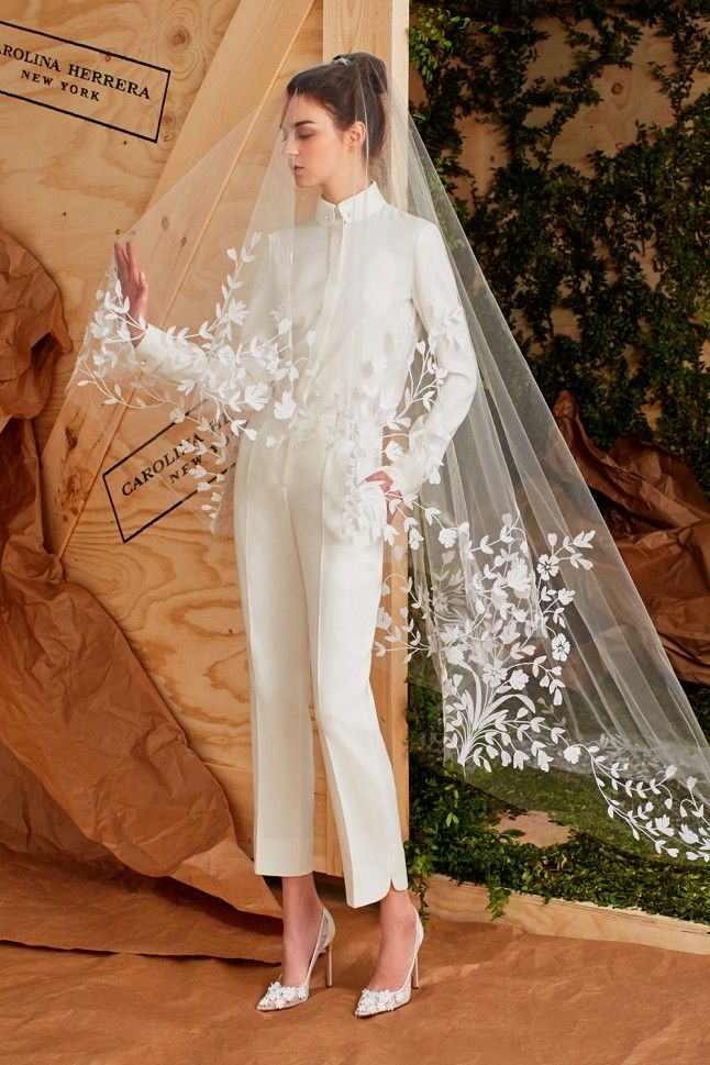 Our Favourite Spring 2017 Wedding Looks From Bridal Fashion Week | Marie Claire