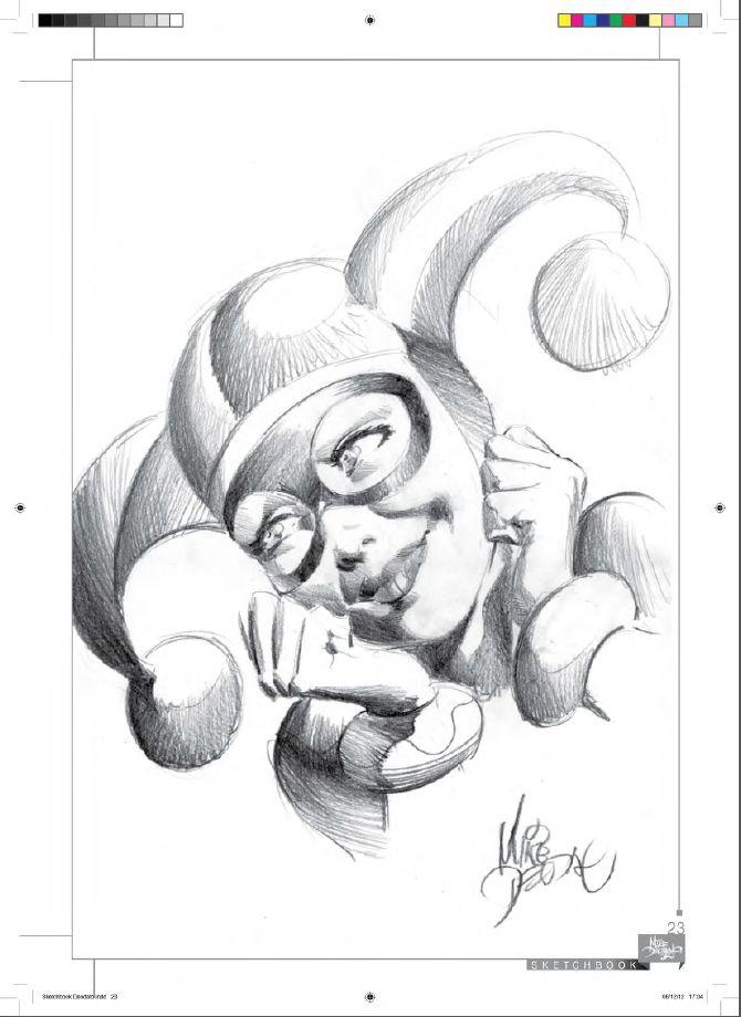 THE MIKE DEODATO, JR. SKETCHBOOK by Mike Deodato, Jr. — Kickstarter https://www.kickstarter.com/projects/mikedeodato/the-mike-deodato-jr-sketchbook