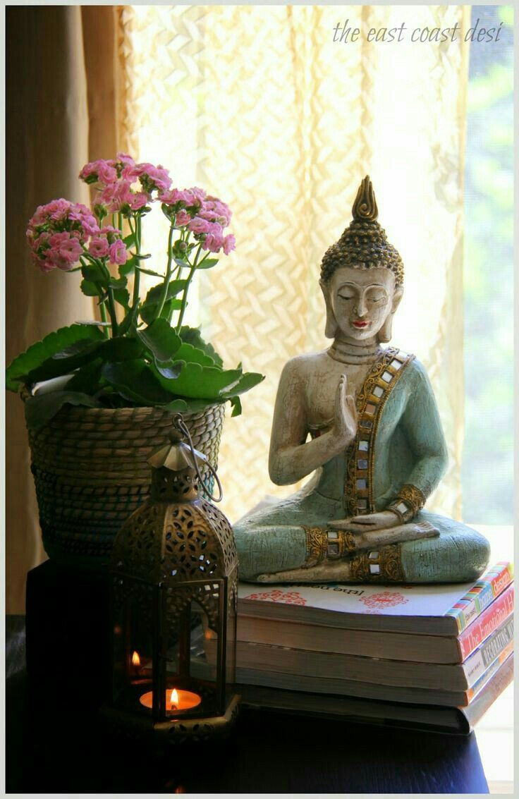 Buddha At Peace Relax Om Https Www Facebook Zen Room Decorbuddha Home Decorbuddha Statue