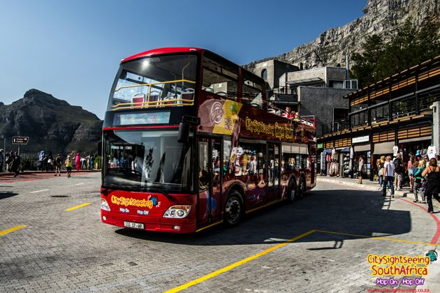 City Sightseeing Offers The Hassle-Free Way To Get To Table Mountain: The Cape's Famous Icon  http://www.citysightseeing.co.za/table-mountain-cape-town
