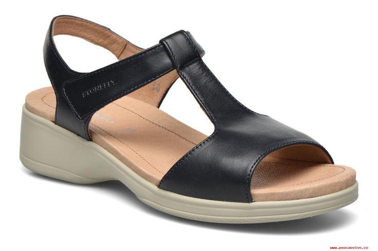 Azul Stonefly Aqua II 26 Sandalias chez Cuero Primavera/Verano 2017/2018 Zapatos Mujer Goma Pegada lB3dhOYl