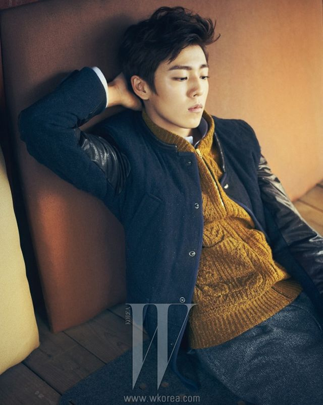 Lee Hyun Woo - W Magazine September Issue 13
