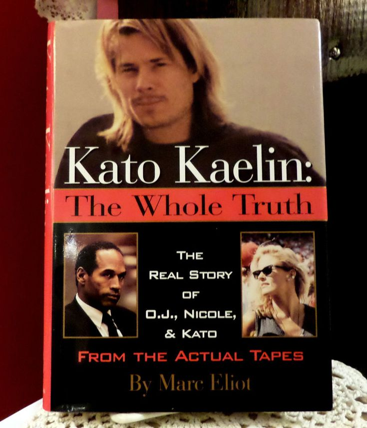 From Actual TapesThe Whole Truth Real Story OJ Simpson Nicole Kato by Marc Eliot #Book