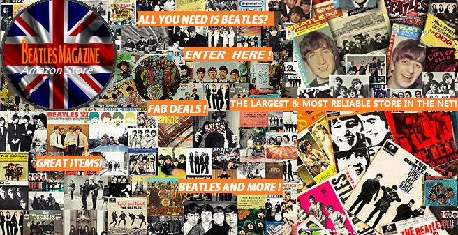 ALL YOU NEED IS #BEATLES? #VINYLS #CDS #DVDS #BOOKS, NEW RELEASES AND MUCH MORE w/all the Best prices& #AMAZING #DEALS! Just have a look around on the page,HERE: https://www.amazon.com/shop/beatlesmagazine  #AmazonInfluencer #thebeatles #johnlennon #paulmccartney #georgeharrison #ringostarr