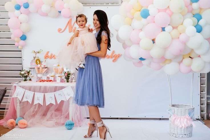 #girls #happybday #оформление #mvs_viktoria #party #1year #годик #summer #baby
