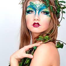Resultado de imagen para maquillaje de la madre naturaleza