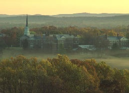 Sweet Briar College - the most beautiful college campus and the best 4 years anyone could ever experience.  Go Sweet!