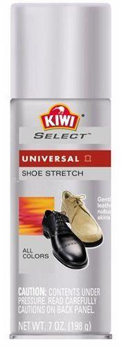 Kiwi SELECT Universal Shoe Stretch: http://www.amazon.com/Kiwi-SELECT-Universal-Shoe-Stretch/dp/B0010TN0UW/?tag=onlthebesshoa-20
