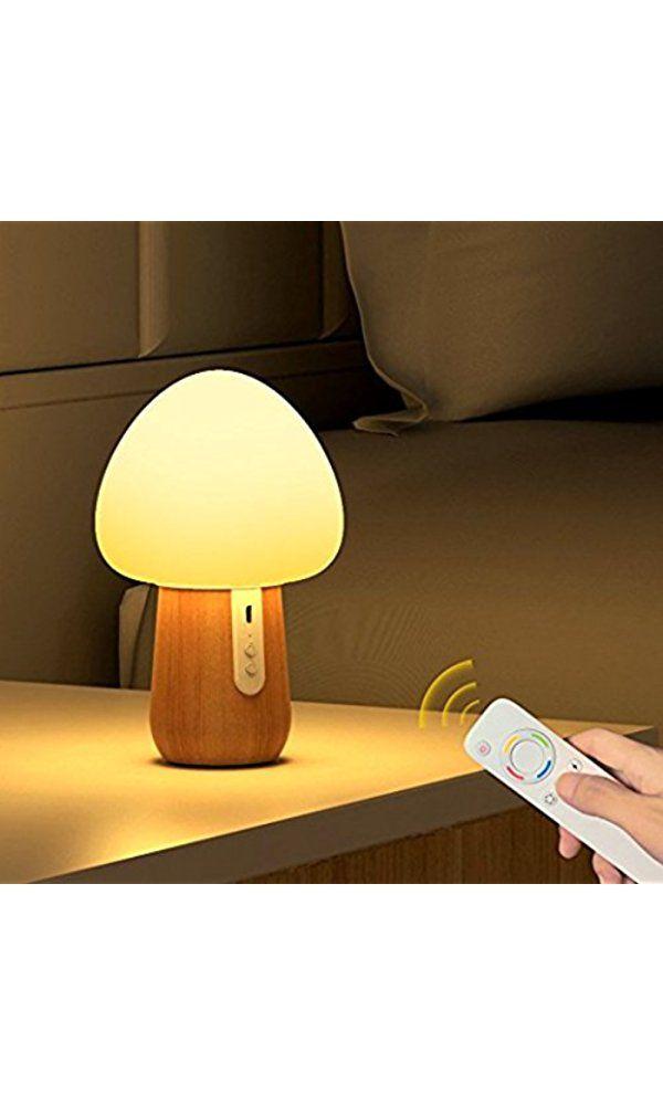 Mushroom Night Light With Images Baby Night Light