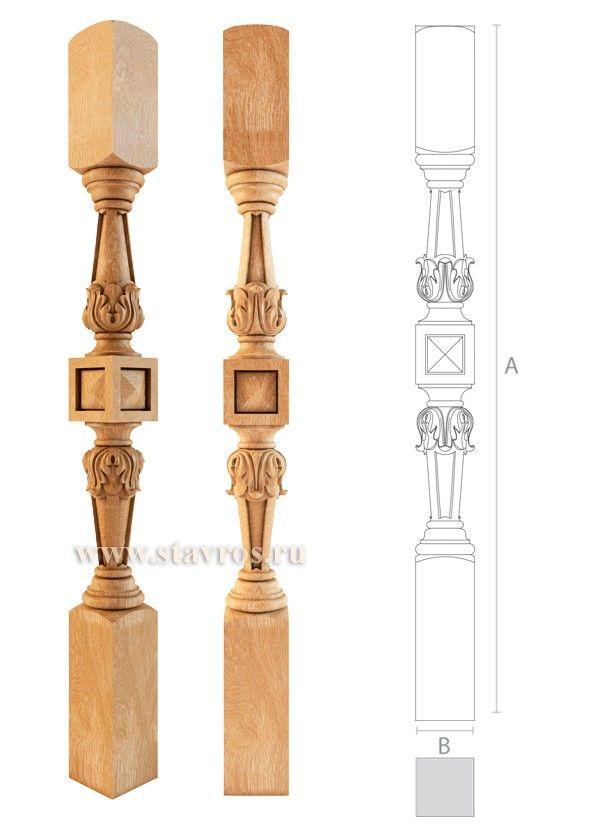 Best Pin On Wood Newel Posts 400 x 300
