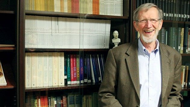 Christian philosopher honored with $1.4 million award for reshaping theism.