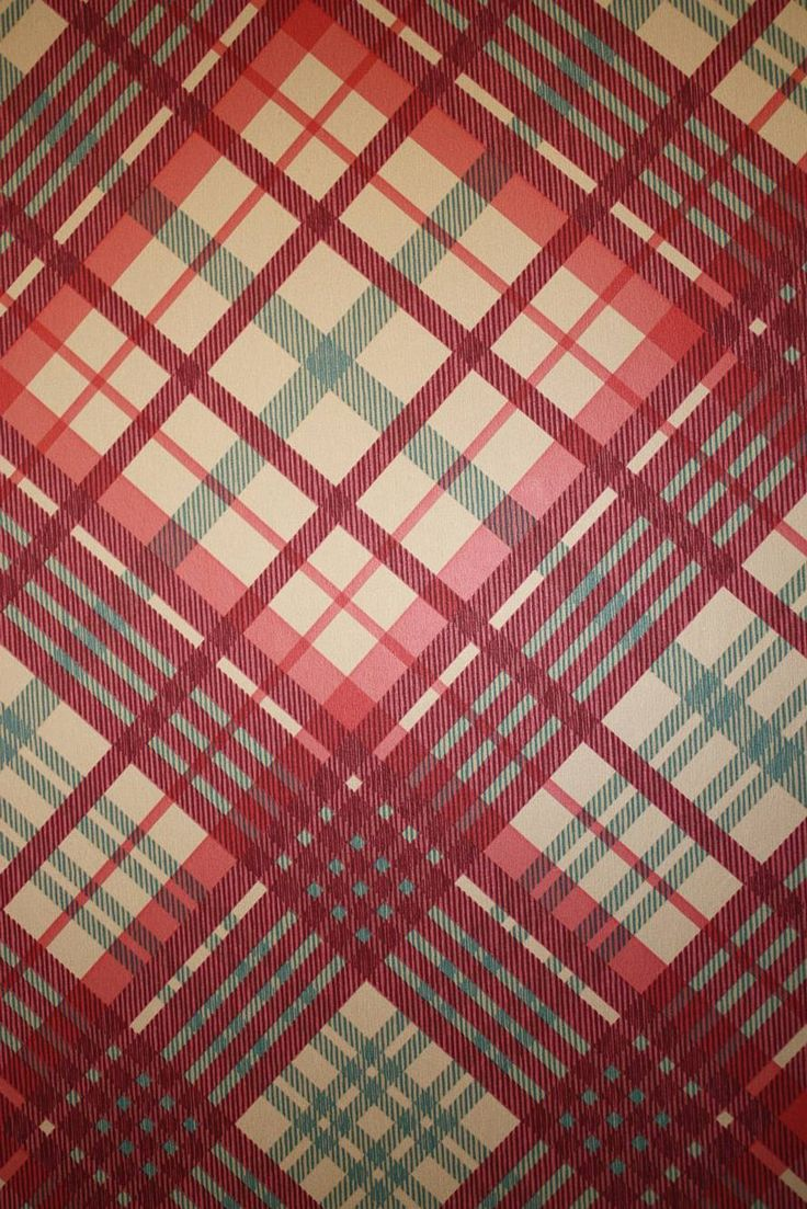 Cole And Son Wallpaper Vivienne Westwood Tartan