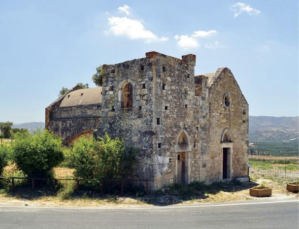 Φαιστός: Άγιος Γεώργιος  Festos: Saint George    Crete