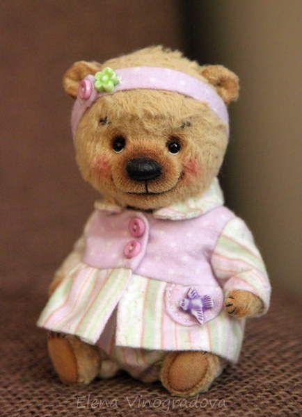 Penelope by By Elena Vinogradova   Bear Pile