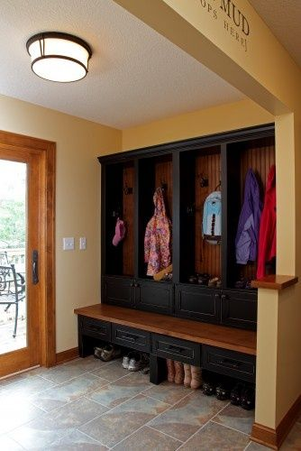 Love this!!!Decor, Benches, House Ideas, Dreams House, Entry, Mud Rooms, Mudroom Entrance, Design, Laundry Room