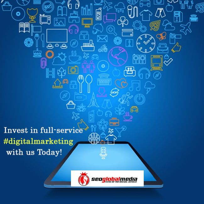 Invest in full-service #digitalmarketing with us to get your business on the right track. Hire us Today! #StartingaBusiness  http://bit.ly/29qsYm8