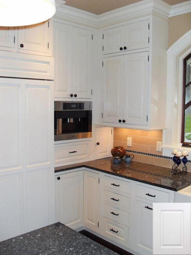 Should Kitchen Cabinets Go To The Ceiling Kitchen Cabinet Cabinets Ceili Shaker Style Kitchen Cabinets Kitchen Cabinet Trends White Shaker Kitchen Cabinets