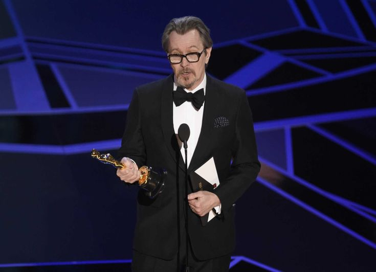 Gary Oldman wins Oscar for a great chameleonic performance
