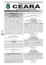 Diário Oficial do Estado do Ceará (DOECE) de 13 de Fevereiro de 2017
