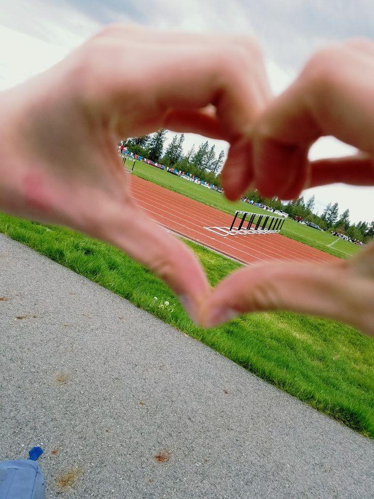 I love track