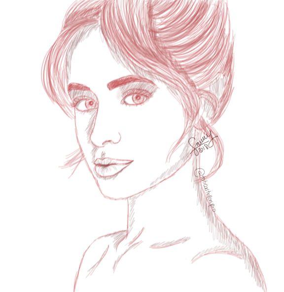 Camila Cabello by toticastrillon_pro
