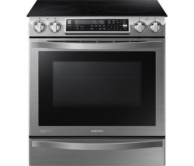 12 best electric ranges images on pinterest kitchen. Black Bedroom Furniture Sets. Home Design Ideas