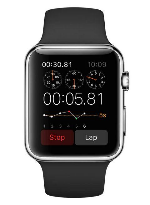 Apple Watch intra in productie in ianuarie