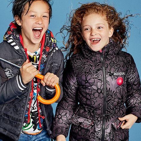 mode enfant desigual nouvelle collection automne hiver 2016 2017 mode enfant pinterest. Black Bedroom Furniture Sets. Home Design Ideas
