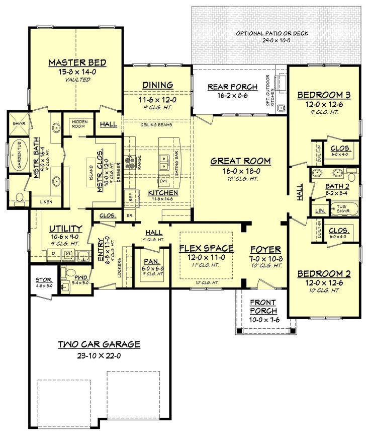 2854 best x - house ideas images on Pinterest House blueprints - new blueprint plan company