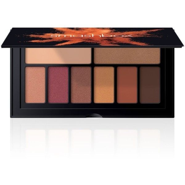 Smashbox Cover Shot Eye Palette- Ablaze found on Polyvore featuring beauty products, makeup, eye makeup, eyeshadow, ablaze, smashbox eyeshadow, smashbox, palette eyeshadow, smashbox eye makeup and smashbox eye shadow