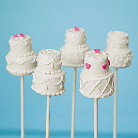 Wedding Cake Pop.....this has Grace Shaw written all over it!