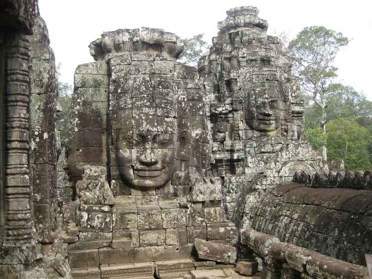 Ankor Wat, Cambodia-went 2012-2013