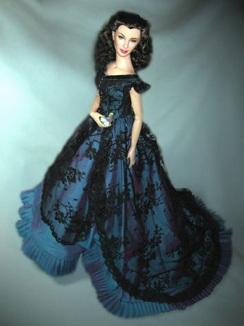 19 best images about dolls gone with the wind on pinterest