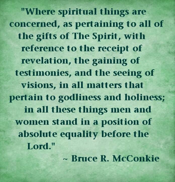 ~Elder Bruce R. McConkie~