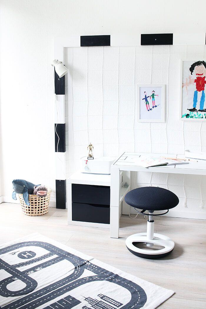 Do It Yourself: Schreibtisch Für Fussballfans Selbst Bauen.