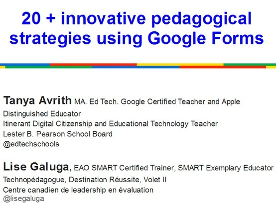Innovative Classroom Teaching Strategies ~ Best images about google forms for everything on
