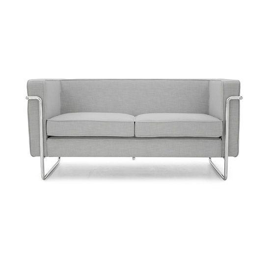 Bank Boxer stof grijs 2-zits https://www.meubelen-online.nl/bank-2-zits-boxer-stof-grijs-strak-design