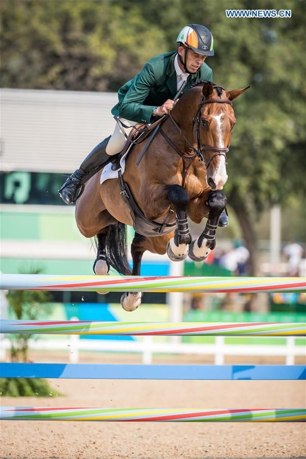 olympic rio 2016 equestrian | Highlights of equestrian event at 2016 Rio Olympic…