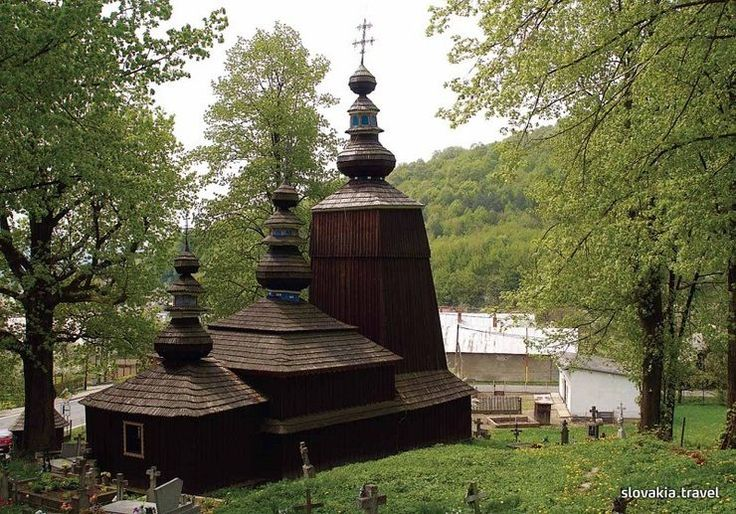 Wooden church Hunkovce