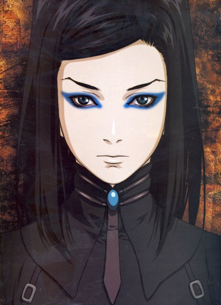 Ergo Proxy: eye makeup is the ish