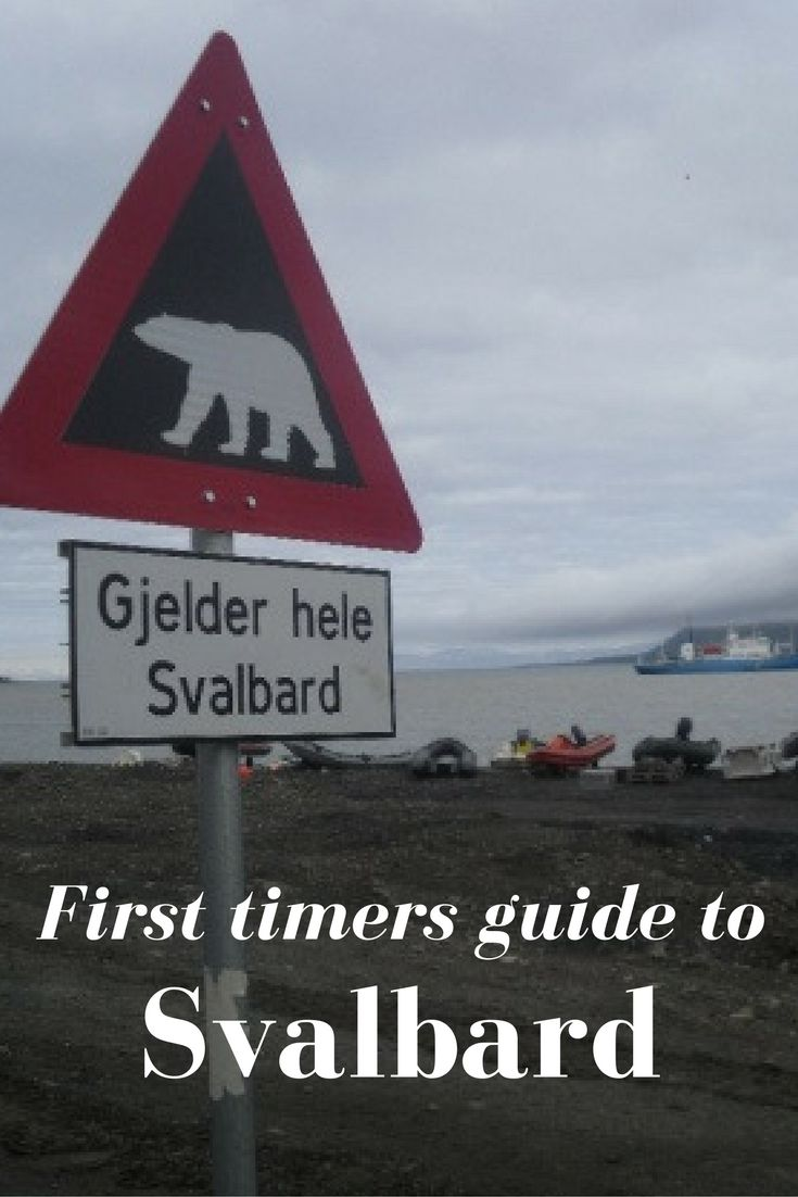 The huge group of islands of Svalbard (also known by its Dutch name, Spitsbergen) is located in the Arctic Ocean and lies half between the top of Norway and the North Pole.  Here are a few facts to wet your (the readers) lips if you are thinking about a trip to Svalbard.....